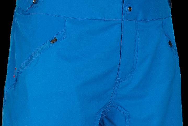 2 zip front pockets