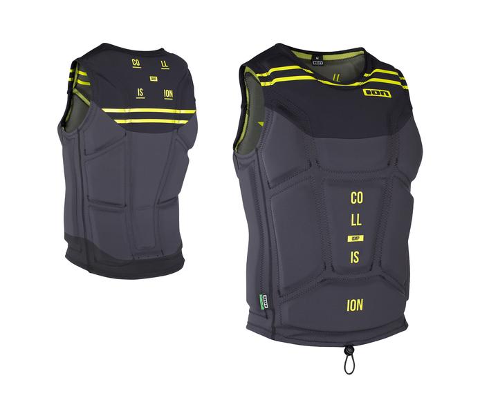 Collision Vest Amp