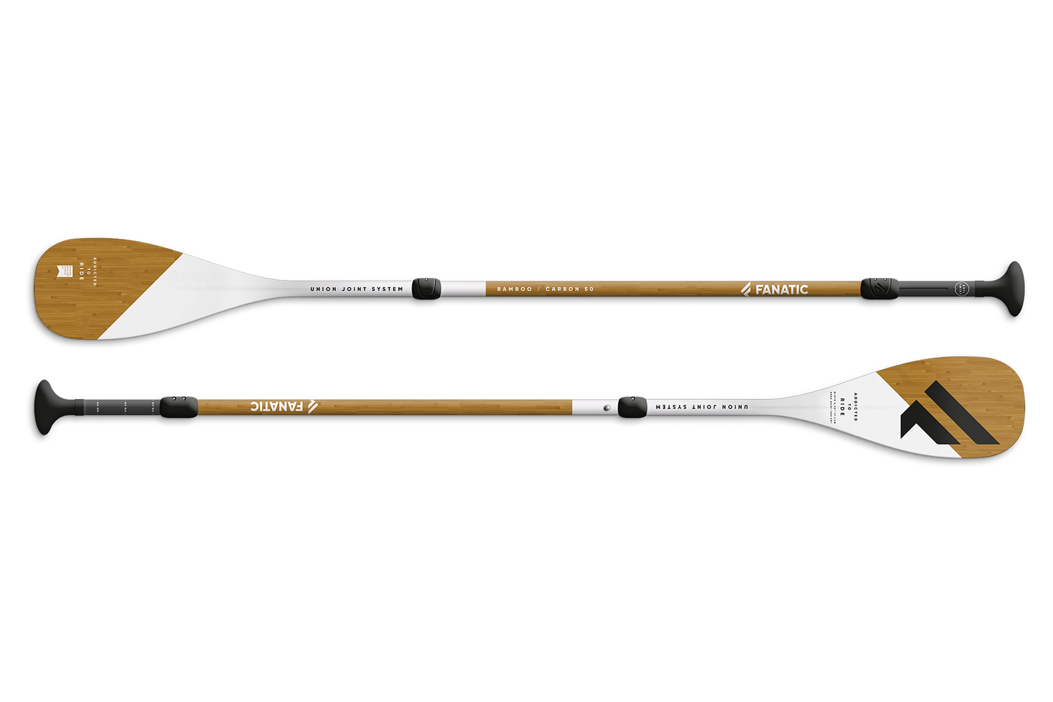 Bamboo Carbon 50 Adjustable 3-Piece